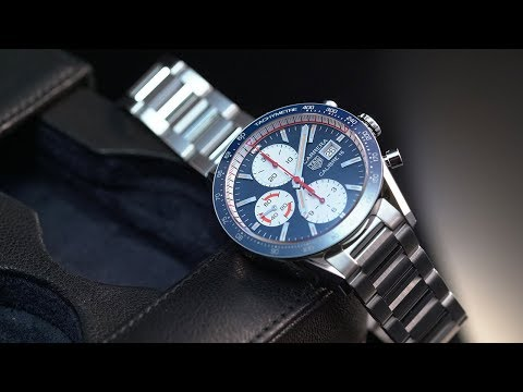 TAG HEUER – Top 5 new models from Baselworld 2018