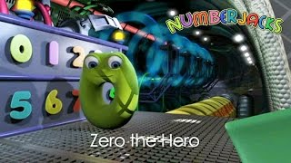 NUMBERJACKS | Zero The Hero | S1E29