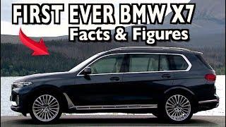 Here You Go! 2019 BMW X7 on Everyman Driver