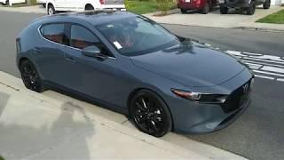 2019 Mazda3 Manual Polymetal Grey Red Interior Owner's Review