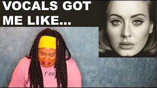 Adele - 25 Album |REACTION|