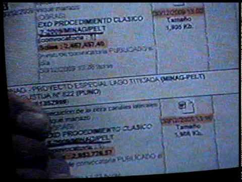 CARLOS PACHECO GIRON  PARTE 1 denuncia de licitaciones 1.mpg