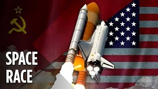How The Cold War Launched The Space Race