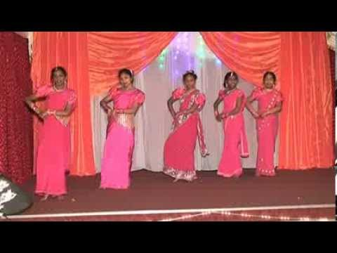 Pahsa Samma Nilleduthu -tamil Christian Dance video