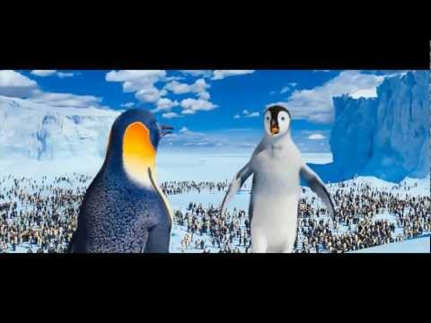Happy Feet 2 Trailer 4 Official 2011 [HD] - Elijah Wood. Robin Williams