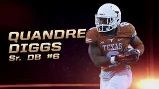 Quandre Diggs highlights [Jan. 21, 2015]