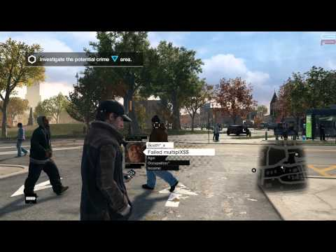 Watch Dogs | Profile people for potential crimes thumbnail