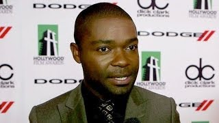 "The Butler's David Oyelowo: Oprah Had ""the Toughest Job"" 