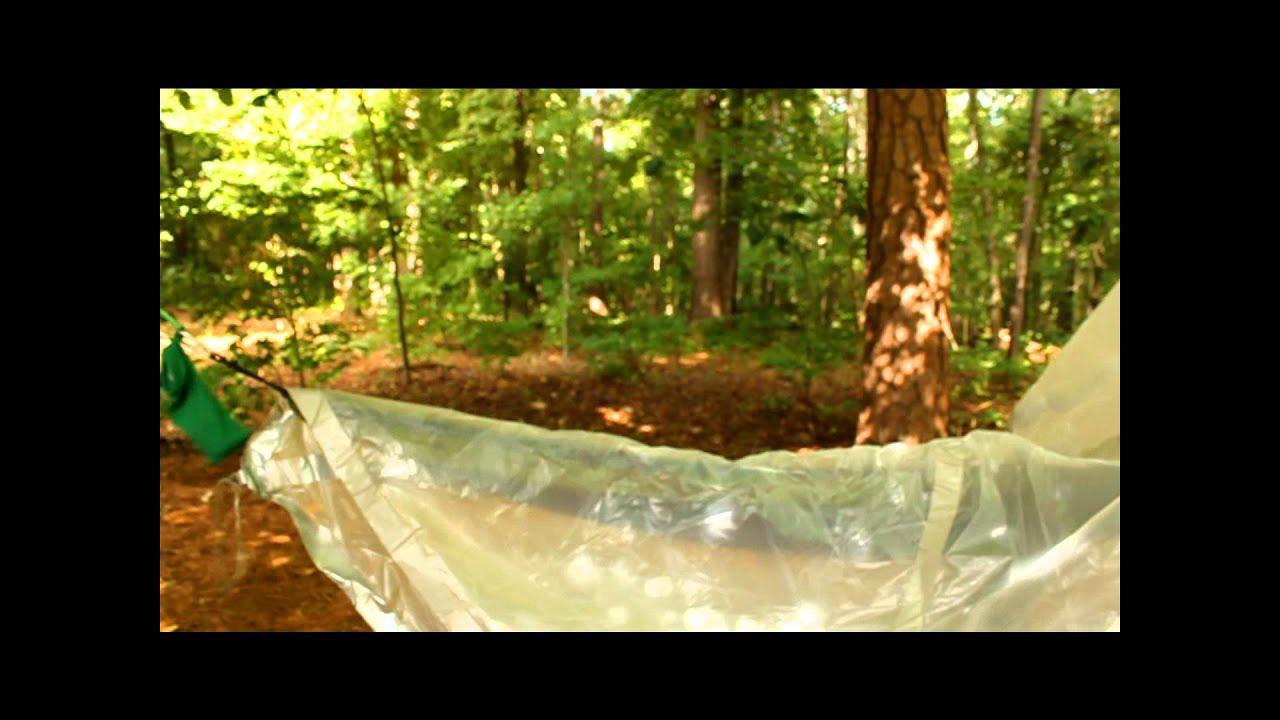 Hammock Rain Tarp Diy Diy Backpacking-hammock Rain