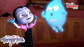 What Could Go Wrong | Music Video | Vampirina | Disney Junior