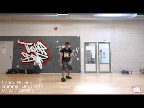 Lando Wilkins make It Nasty By Tyga (choreography) | Summer Drop 2012 video