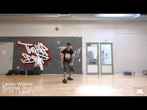 Lando Wilkins make It Nasty By Tyga (choreography) | Summer Drop 2012 video