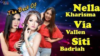 download lagu Nella Kharisma, Siti Badriah, Via Vallen - Lagu Dangdut gratis