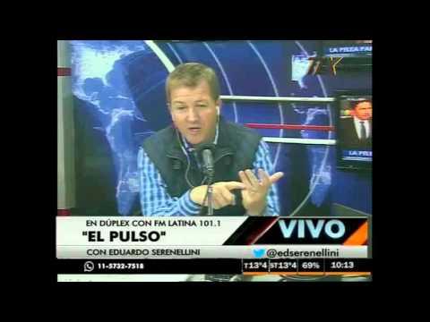 Editorial 31-10-2015 | Eduardo Serenellini
