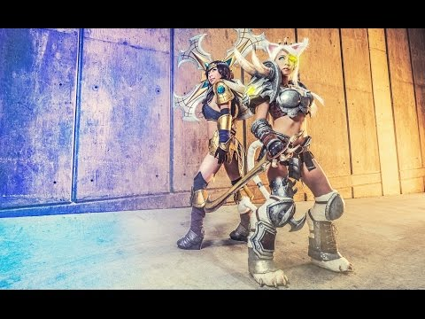 LEAGUE OF LEGENDS COSPLAY @ OTAKON 2014