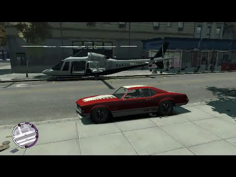 GTA IV Nation - Conseguir helicóptero Switf