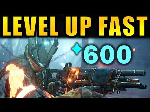 Destiny 2: How to LEVEL UP FAST in Forsaken! thumbnail