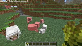 Minecraft 1.9 Pre-Release 3 | NEW Baby Animals! | PR3 Info Part 2
