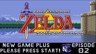Part 2: Link to the Past - New Game Plus: Please Press Start!
