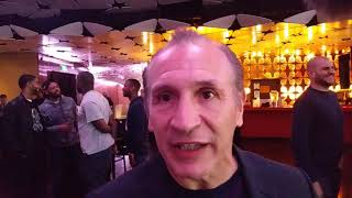 "Boom Boom Mancini Defends his ""Biased"" Commentary"