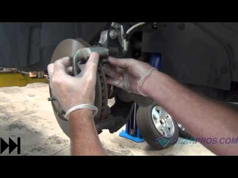 Front Brake Pads & Rotor Replacement 2002-2007 Saturn Vue