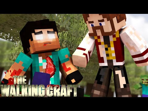 Minecraft 3 OUTRO SOBREVIVENTE!! THE WALKING CRAFT 3Z TEMP