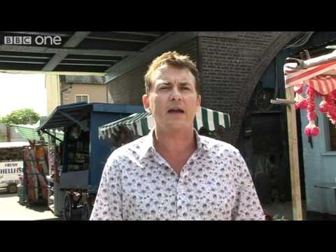 On set with...Shane Richie - EastEnders - BBC One