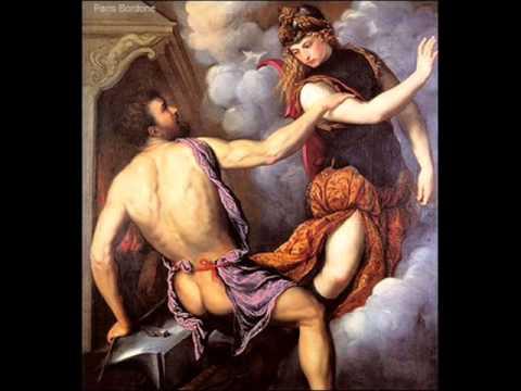 Greek God Hephaestus