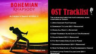 Baixar 퀸 보헤미안 랩소디 OST 전곡 - Bohemian Rhapsody (The Original Soundtrack) Full 2019