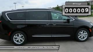 2017 Chrysler Pacifica Iowa City IA C950