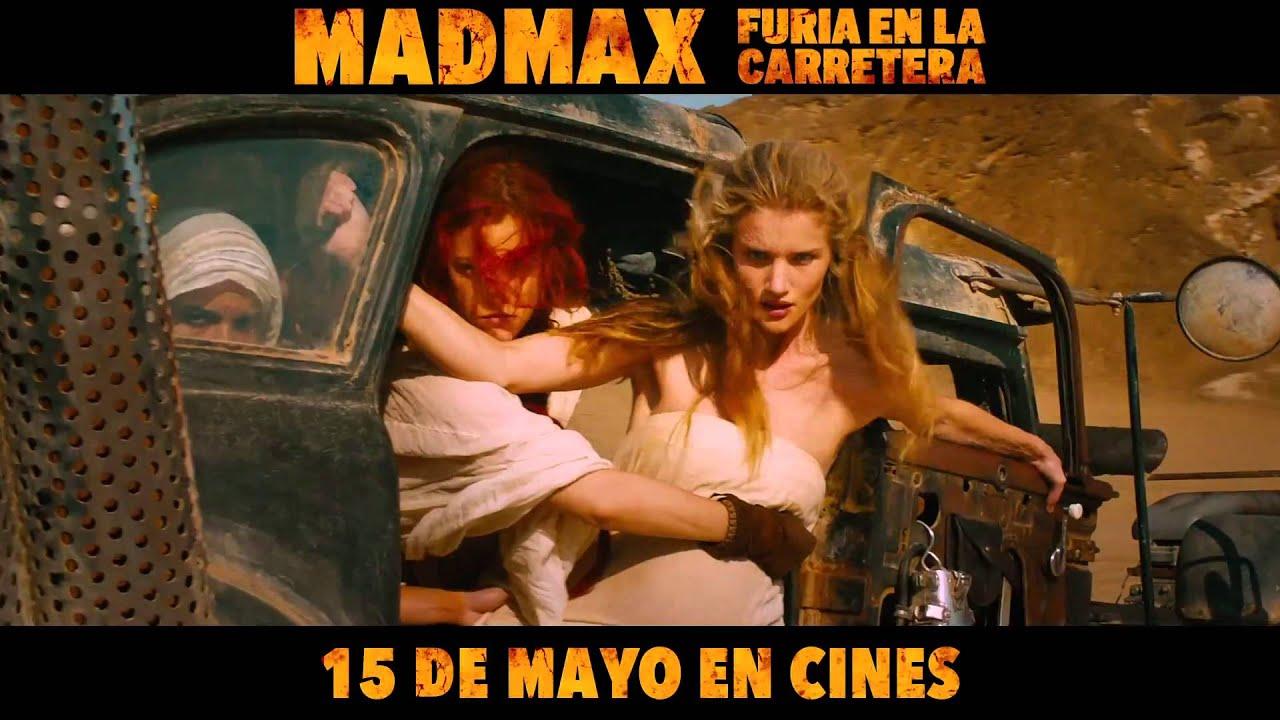 Mad Max: Furia en la carretera 2015 BRScreener Torrent Descargar Peli Estreno Mad Max: Furia en la carretera 2015 BRScreener Torrent