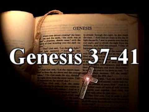 King James Audio Bible - Genesis Chapters 37-41