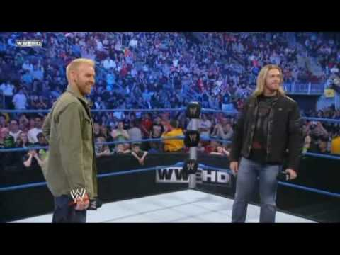 30/04/2010 Smackdown Edge and Christian Segment Part 1 (HQ) Video