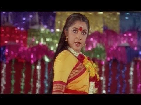 Sri Raja Rajeswari Songs - Swagatham Swagatham Song - Ramya Krishna, Sanghavi, Bhanu Priya