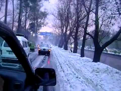Snow in Lahore Today 26-02-2011.mp4