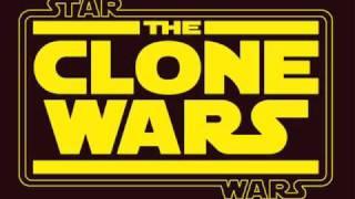 Star Wars The Clone Wars - Star Wars Main Title & A Galaxy Divided