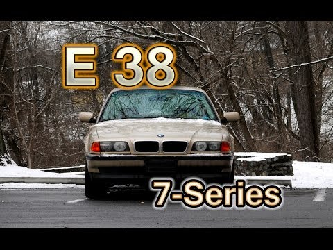 Regular Car Reviews: 1998 BMW 740il
