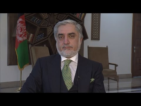 'We are ready to accept Taliban as part of govt' - Afghan Chief Executive