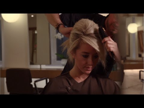 John Frieda Street to Salon Challenge - The Modern Beehive