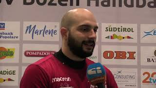 Post-gara: La Mendola e Brzic ai microfoni di Sportitalia