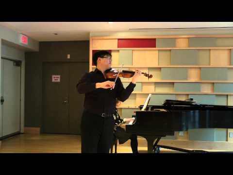 Mozart: Violin Concerto No. 3 in G Major, I. Allegro