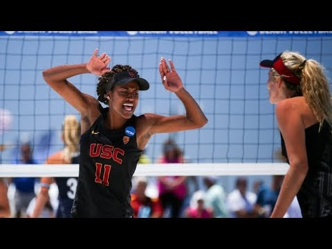Best Moments of Women's Beach Volleyball