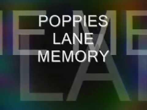 SLANK-Poppies Lane Memory