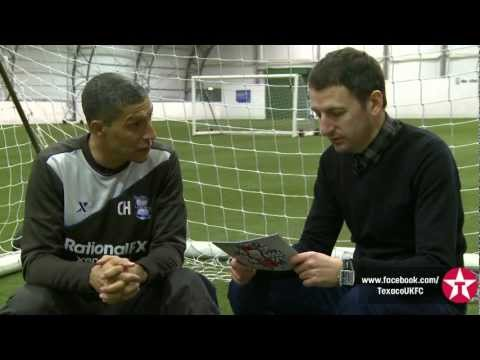 Ask the Boss with Chris Hughton - Birmingham City (Part 2)
