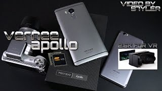 Vernee Apollo (In-Depth Review) QHD Display, 21MP Sony IMX230, Helio X25