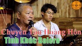 Chuyến Tàu Hoàng Hôn - ST Minh Kỳ & Hoài Linh - Guitar Gỗ Coffee