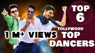 Best Dancers of Tollywood - Actors Edition || Top Telugu Dancers || Bollywood Josh