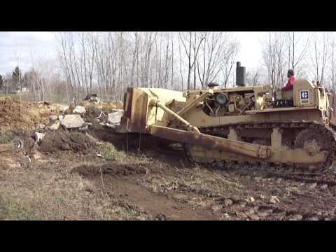 CATERPILLAR D9 G DOZER CAT FOR SALE AT HURLEYS EQUIPMENT