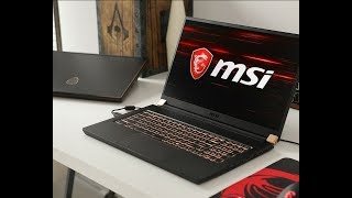 Computer News 2019-03-12 05 Went on sale Gaming Laptop MSI GS75 Stealth at a price of $3000