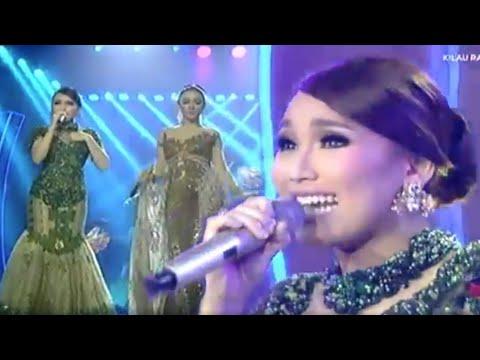 """Ayu Ting Ting, Zaskia Gotik - """"Suara Hati"""" & """"Bang Jono"""" [Kilau Raya 24 MNC TV]"""